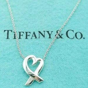 Tiffany & Co. Paloma Picasso, Loving Heart Pendant